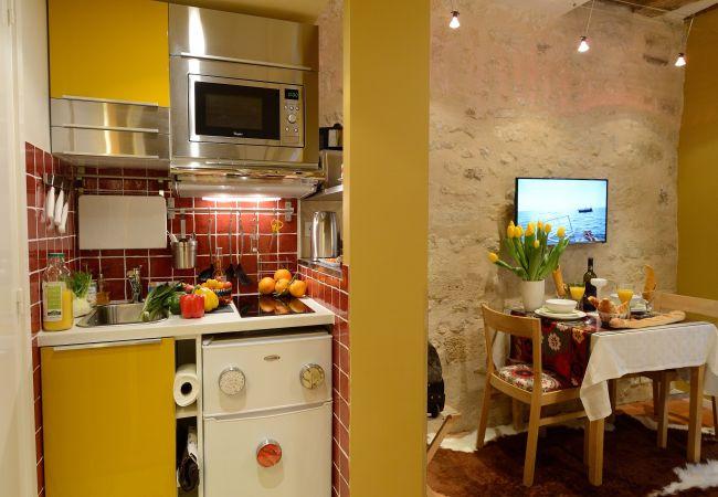Studio à Paris ville - D1DG Taste of India
