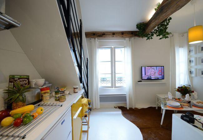 Studio à Paris ville - E5DG Discovery