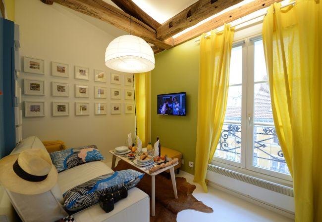 Studio à Paris ville - D4GD Untied Color