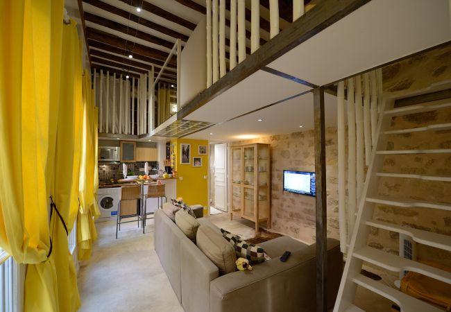 Appartement à Paris - F0G Springbreak