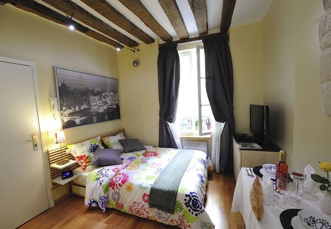 Studio in Paris ville - A1DG Home Sweet home