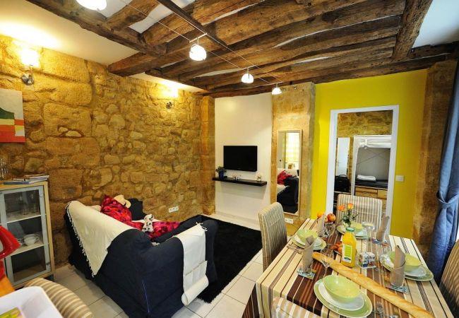 Apartment in Paris - A0 Serenity