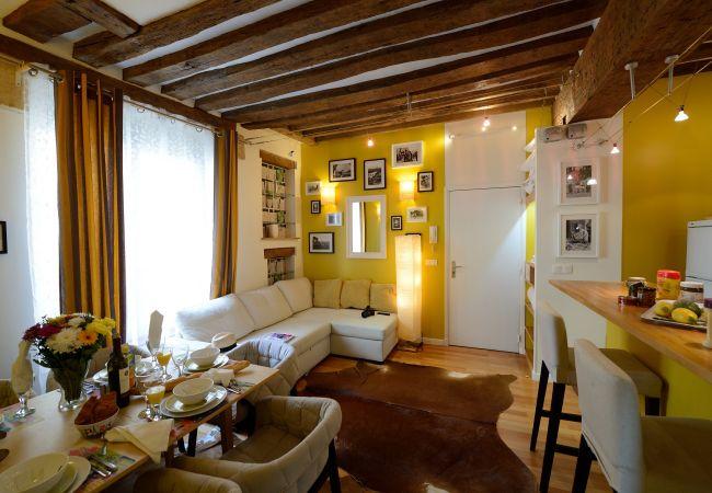 Apartment in Paris - B2DD Havana