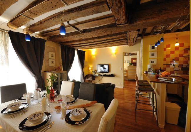 Apartment in Paris ville - B3DF Madison