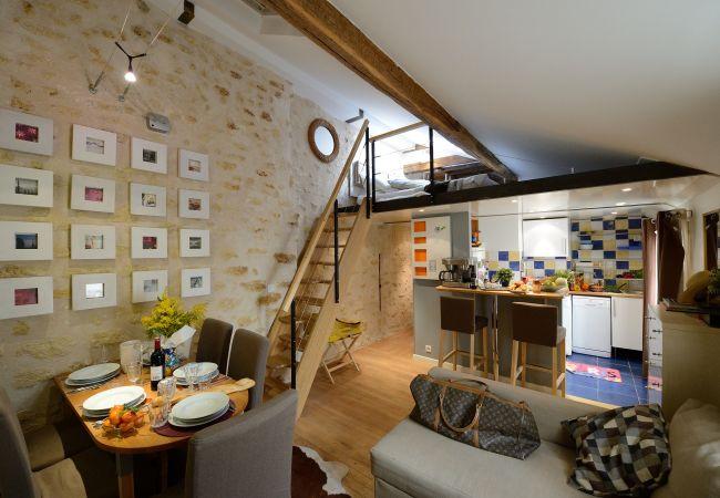 Apartment in Paris ville - B3G Shinning