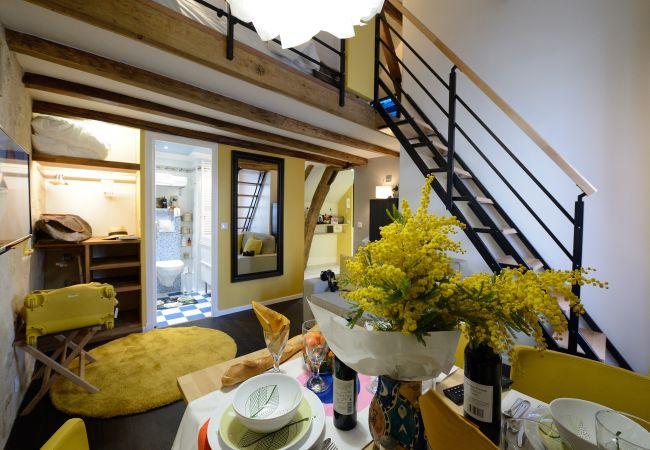 Apartment in Paris - C3G Spicy Fox