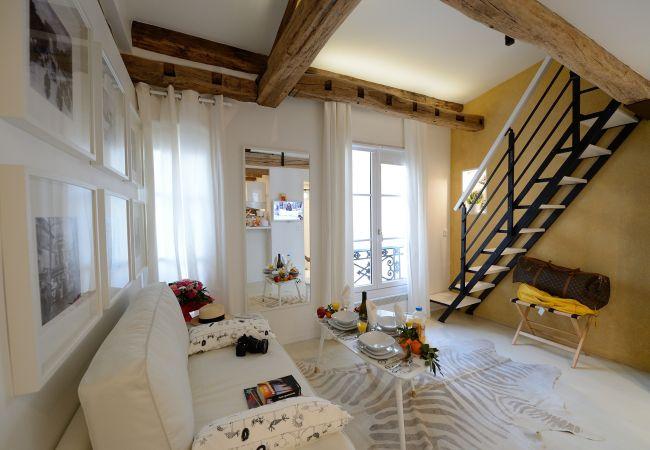Studio in Paris ville - D4DD Family white