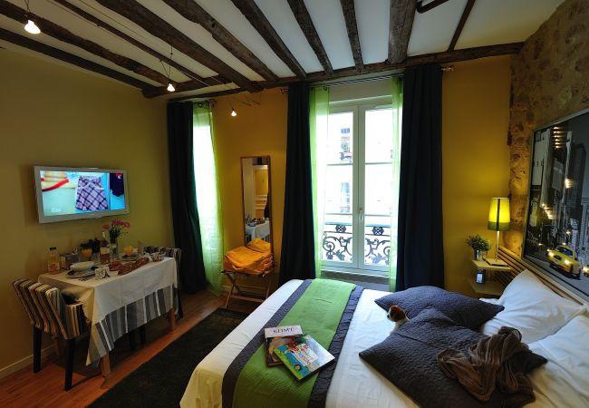 Studio in Paris - E2DD Wall Street