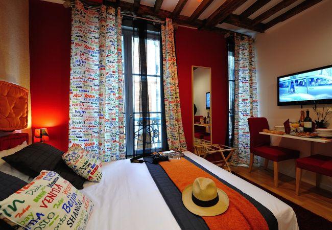 Studio in Paris ville - E3GG Travel the world