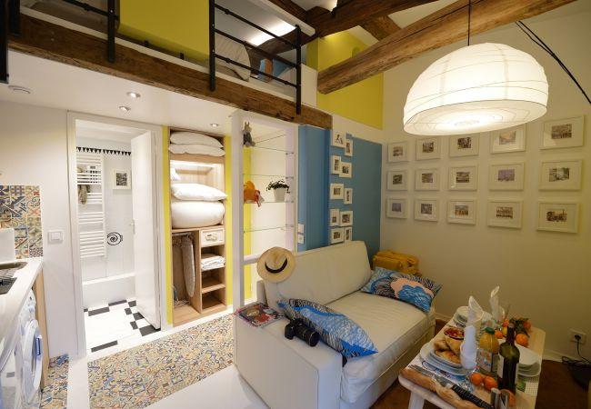 Studio in Paris ville - D4GD Untied Color