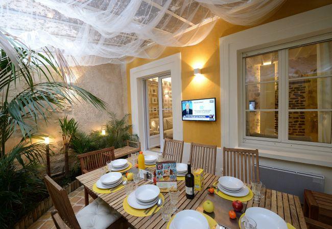 Apartment in Paris - D0 Sweet garden