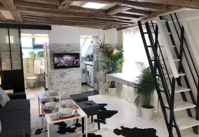 Apartment in Paris - A5G Skyglass